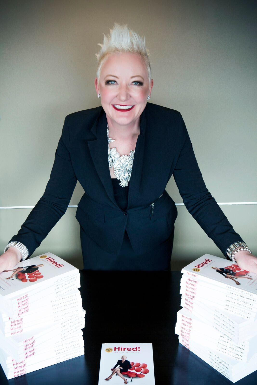 Sheila Musgrove |Founder of TAG Recruitment and Amazon Best-Selling Author of Hired!